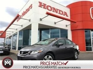 2015 Honda Civic Sedan LX - HEATED SEATS, BACK UP CAMERA, BLUETO