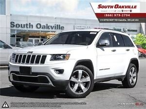 2015 Jeep Grand Cherokee Limited | LEATHER HEATED SEATS | CHRYSL