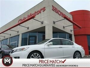 2015 Honda Accord Sedan TOURING - 4YR/100,000 KM WARRANTY