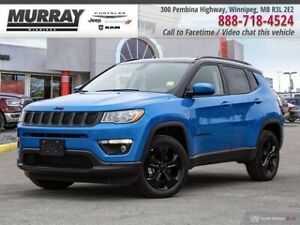 2019 Jeep Compass North 4x4 *Remote Start/Bkp Cam/Htd Frt Seats*