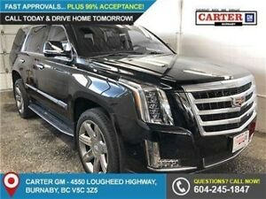2018 Cadillac Escalade Luxury 4x4 - GPS Nav - Heated Leather...