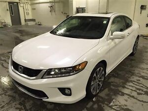 2015 Honda Accord Coupe EX-L V6 w/Navi | SAVE THOUSANDS |