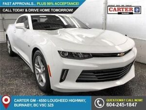2018 Chevrolet Camaro 1LT RWD - Bluetooth - Rear View Camera...