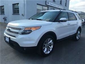 2013 Ford Explorer Limited Navigation, Dual Sunroof, Leather !!!