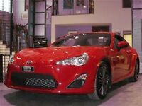 Scion Fr-s Demo 2013
