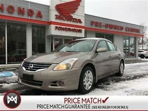 2012 Nissan Altima 2.5 S **LOW KMS*BLUETOOTH