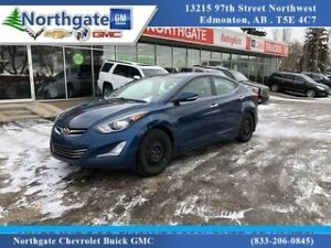 2015 Hyundai Elantra Limited, Rear Camera, Sunroof, Heated Seats