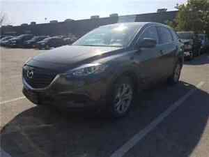 2015 Mazda CX-9 GS Navigation, Leather, Sunroof !!!