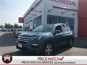 2016 Honda Pilot EX-L - DVD, BACK UP CAM, LEATHER