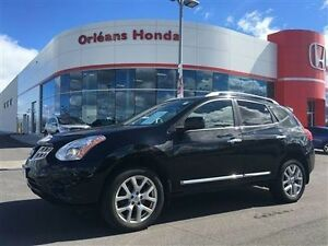 2013 Nissan Rogue NAVIGATION,LEATHER,SUNROOF,AWD DONT LET THE KM