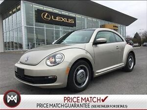 2016 Volkswagen The Beetle BEETLE CLASSIC WITH PANORAMIC ROOF AN