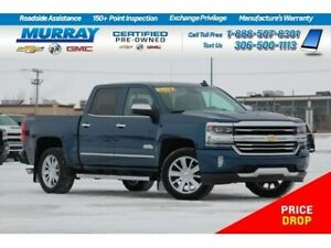 2017 Chevrolet Silverado 1500 High Country*REMOTE START,SUNROOF,