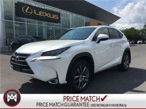 2015 Lexus NX 200t NAVI BLIND SPOT MONITOR LUXURY PACKAGE