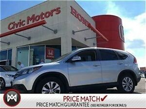 2013 Honda CR-V LEATHER, SUNROOF, HEATED SEATS