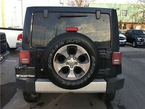2012 Jeep Wrangler Unlimited Sahara Comes With 2 Inch Lift AND D