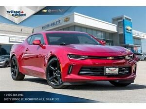 2018 Chevrolet Camaro | RS | SUNROOF | REMOTE START | BLACK WHEE