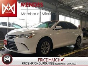 2015 Toyota Camry LE POWER GROUP, BLUETOOTH, BACKUP CAM Save Tho