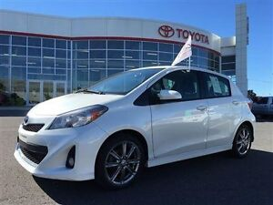 2013 Toyota Yaris SE, Auto Certified and Fully Reconditioned