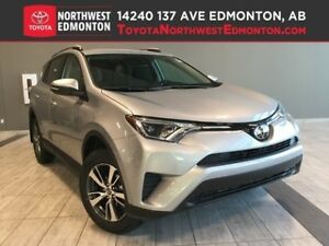 2018 Toyota RAV4 AWD LE | Upgrade Package