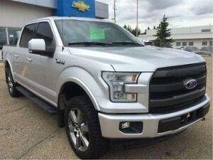 2017 Ford F-150 Lariat, Sunroof, Heated & Ventilated Seats