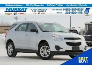 2013 Chevrolet Equinox LS AWD*STEERING WHEEL CONTROLS,KEYLESS EN
