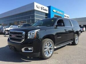 2019 GMC Yukon XL SLT   Navi   Sunroof   DVD   Bluetooth   7-Sea