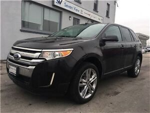 2014 Ford Edge SEL Navigation, Leather, Dual Sunroof !!!!