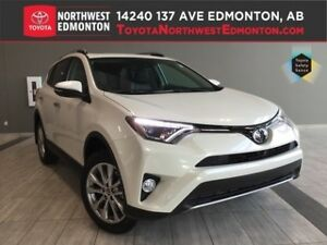 2018 Toyota RAV4 AWD Limited