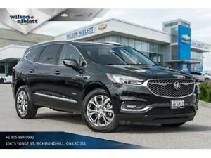 2019 Buick Enclave DEMO | 7 PASS | SURROUND VISION |