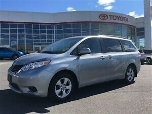 2011 Toyota Sienna LE Toyota Certified