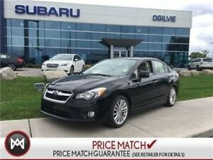 2014 Subaru Impreza Limited Pkg - Leather - LOADED