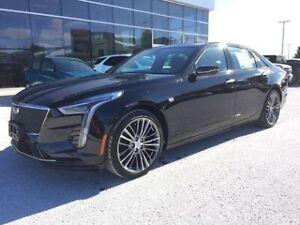 2019 Cadillac CT6 AWD   Adaptive Cruise Control   Navi   Sunroof