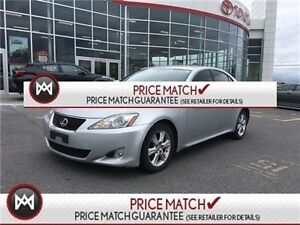 2007 Lexus IS 250 IS 250, PUSH BUTTON START, ALLOY Quick before