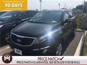 2014 Kia Sportage LX, SUNROOF, HEATED SEATS, HANDS FREE CAPABILI