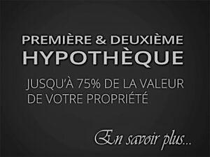 PRÊTEUR HYPOTHÉCAIRE PRIVÉ AUCUNE ENQUÊTE DE CRÉDIT