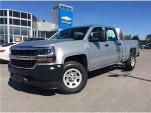 2018 Chevrolet Silverado 1500 TRAILER BRAKE   SPLIT BENCH