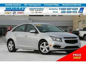 2015 Chevrolet Cruze Sedan *DIESEL,HEATED MIRRORS*