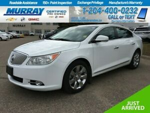 2011 Buick LaCrosse CXL FWD *Heated Leather*