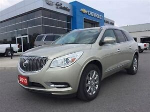 2013 Buick Enclave Bluetooth   Rear Cam   Leather