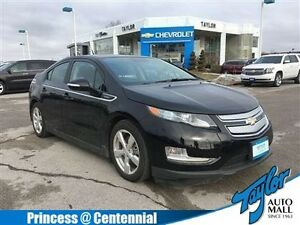2013 Chevrolet Volt Base FWD Heated Front Seats