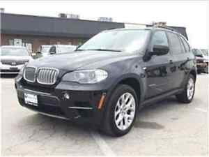 2013 BMW X5 Xdrive35d Diesel, Navigation, Leather, Sunroof