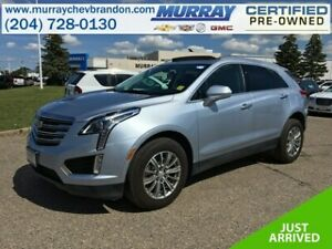 2017 Cadillac XT5 Luxury AWD *Lane Change* *Rear Cross Traffic*