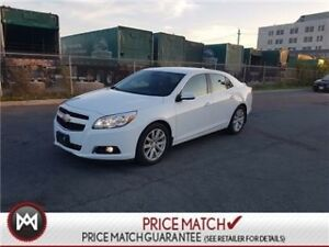2013 Chevrolet Malibu LT - LEATHER - BLUETOOTH - TOUCH SCREEN