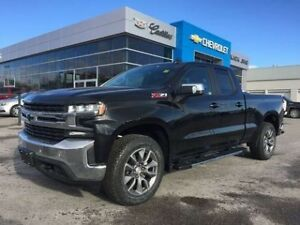 2019 Chevrolet Silverado 1500 LT   Z71   Bluetooth   Rear Cam