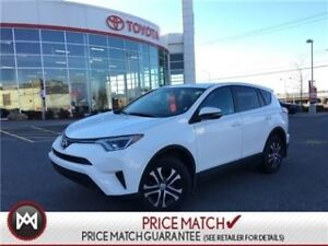 2016 Toyota RAV4 LE: BLUETOOTH, USB, DRIVER MODES Beat Winter wi