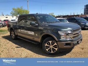 2018 Ford F-150 King Ranch | 601A | 4x4 | SuperCrew 145