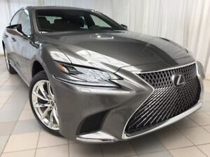2018 Lexus LS 500h Executive Package
