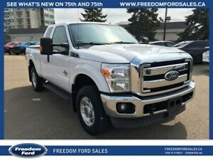 2011 Ford F-250 XLT, Super Cab, 4X4, V8