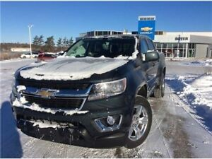 2018 Chevrolet Colorado LT   H.D. TRAILERING PKG   REMOTE START