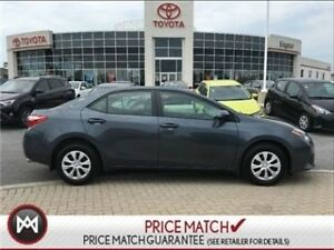2014 Toyota Corolla GREAT VALUE!! VERY LOW MILEAGE!